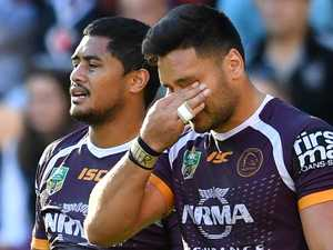 Broncos stars in hot water over controversial picture