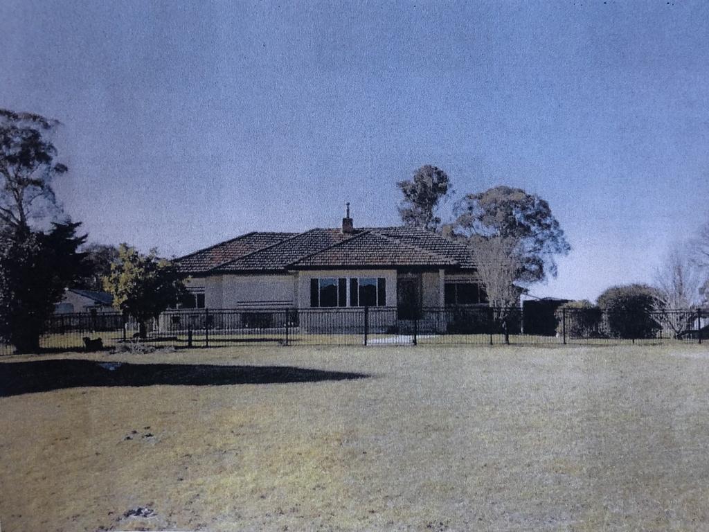 Prosecutors allege Ms Darcy killed Mr Dunbar to get his $3.5m farm, Pandora. Picture: NSW Supreme Court.