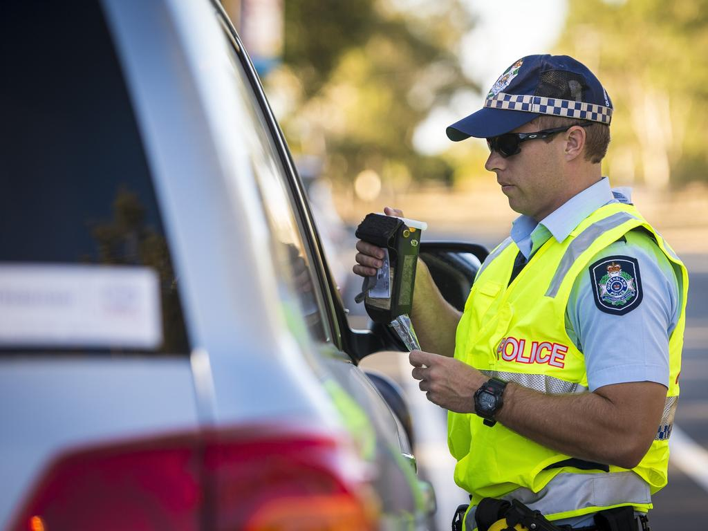 Here are the traffic crimes dealt with by Kingaroy police over the Easter long weekend. File Photo.