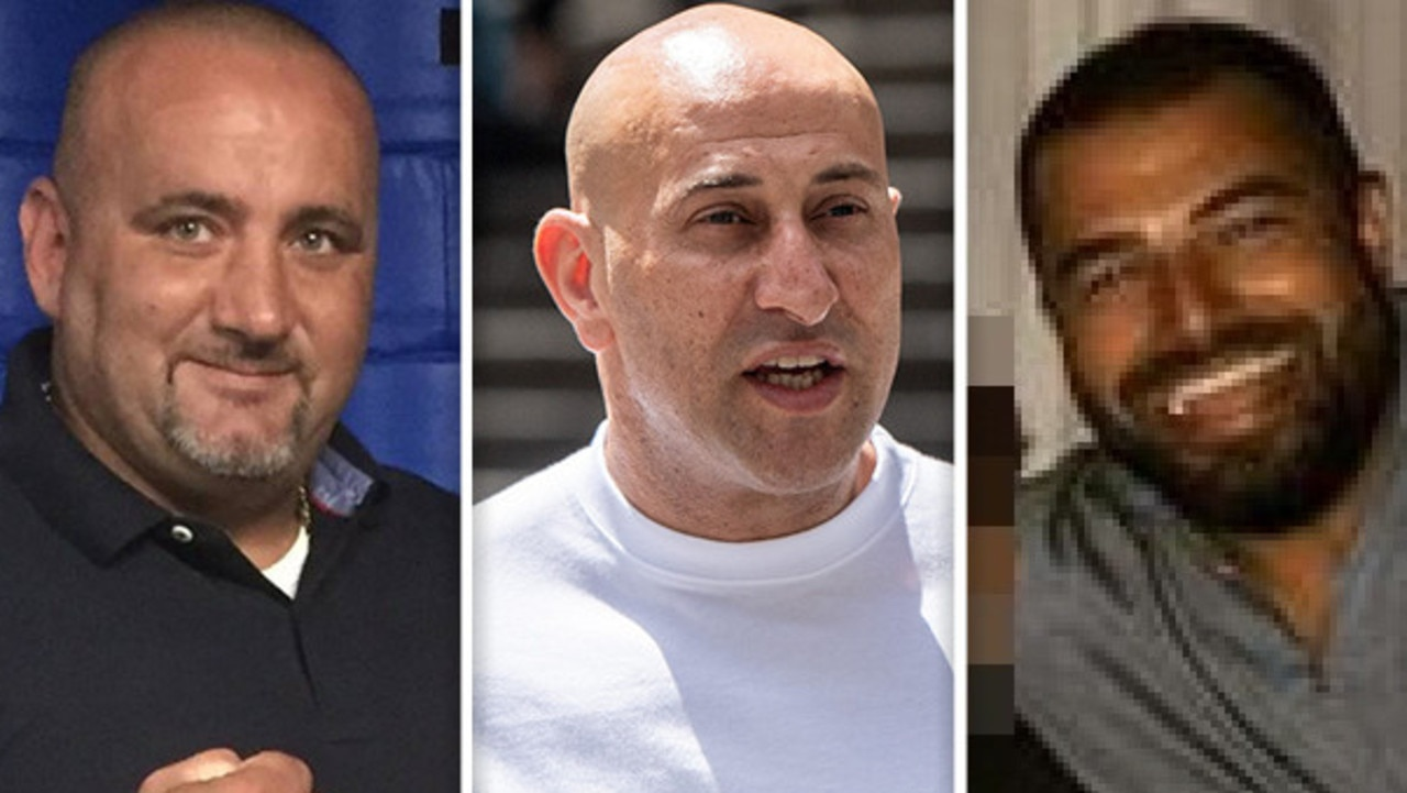 The criminal histories of Ali Bazzi, Mohamed Hijazi and Tarek Zahed have been laid bare in court documents, as part of an ongoing legal crackdown.