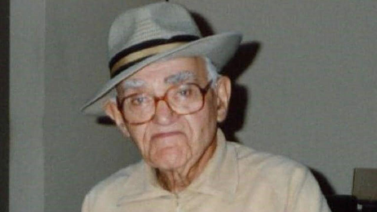 Hugo Benscher was 89 years old when he was found dead in 1992.