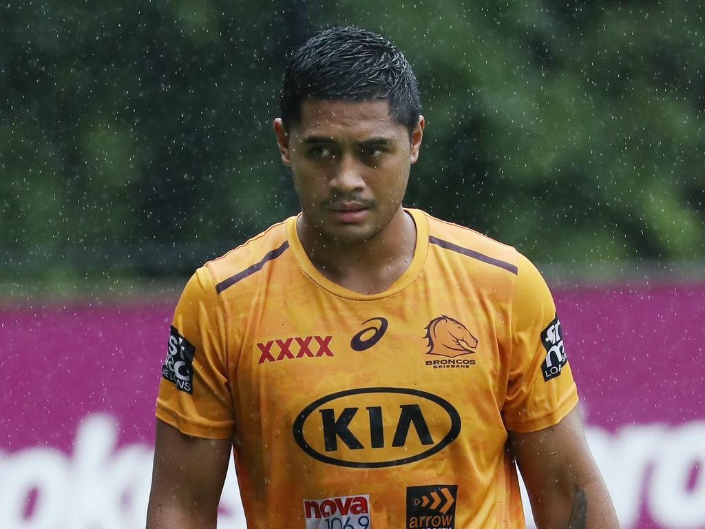 Anthony Milford has become the NRL's favourite whipping boy.