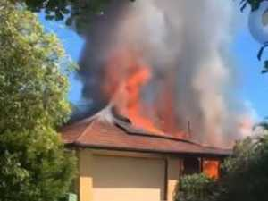 Body recovered from serious house fire