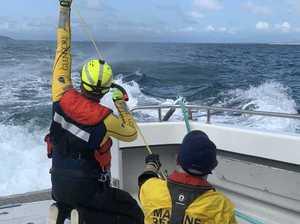 Man dies on fishing boat off Bowen coast