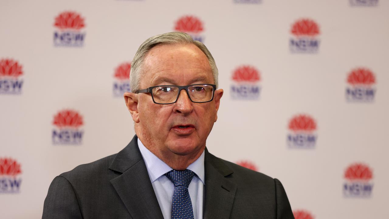 Health Minister Brad Hazzard. Picture: NCA NewsWire / Damian Shaw