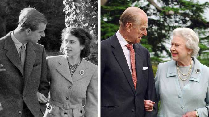 Philip's unconventional royal romance