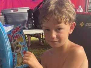 'Brave, loving' boy remains critical after horror crash