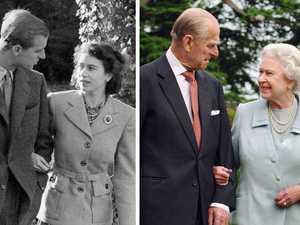 Philip's unconventional royal romance