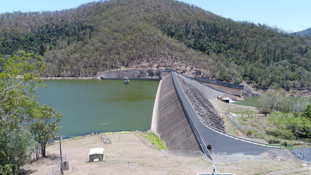 Seqwater has reportedly completed a pre-feasibility study into a hydro-electricity project at Borumba Dam.