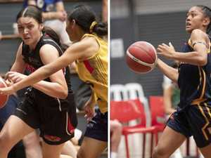 Replays: Basketball Qld u16 Girls finals