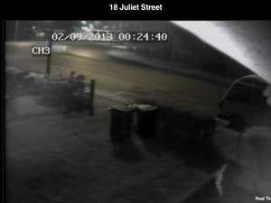 CCTV footage in Shandee Blackburn case