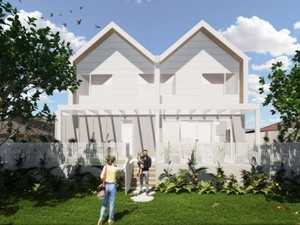 Houses to make way for new Maroochydore townhouses