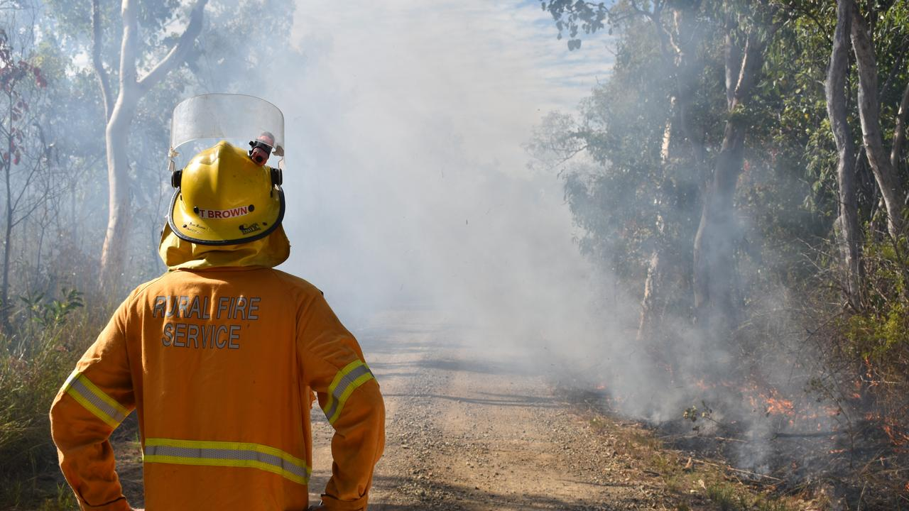 Planned aerial burning will be conducted within Mount Archer National Park and State Forest and Flat Top Range Resources on Saturday. Picture: Zizi Averill