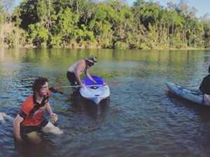 How Platypus Beach will be monitored over swimming season