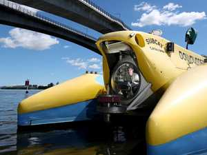 Submarine tours of Brisbane, Sunshine Coast launching soon