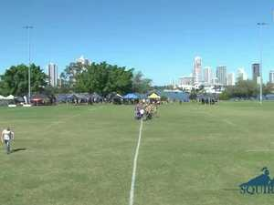 REPLAY: Qld King of Country Rugby Championships - Surfers Paradise Dolphins v USQ Saints (U14's)
