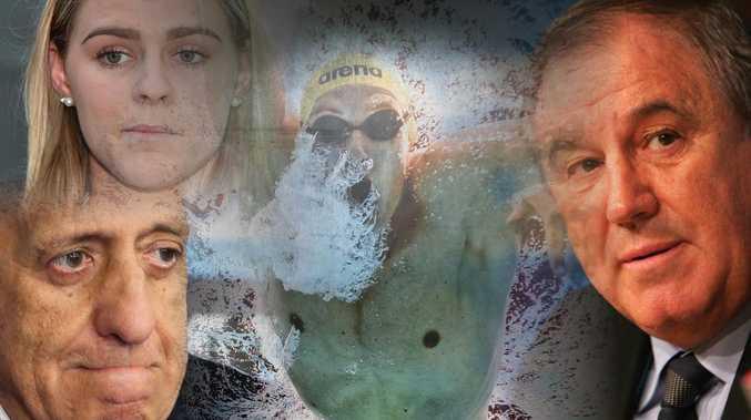 Bombshell report exposes swimming's secret shame