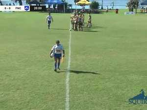 REPLAY: Qld King of Country Rugby Championships - Far North Coast vs Surfers Paradise Dolphins (U14s)