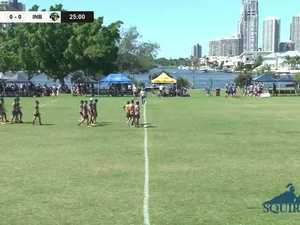 REPLAY: Qld King of Country Rugby Championships - Far North Coast vs Invitational Barbarians (U13's)