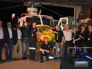IN PHOTOS: RACQ CQ Rescue celebrates its Silver Jubilee