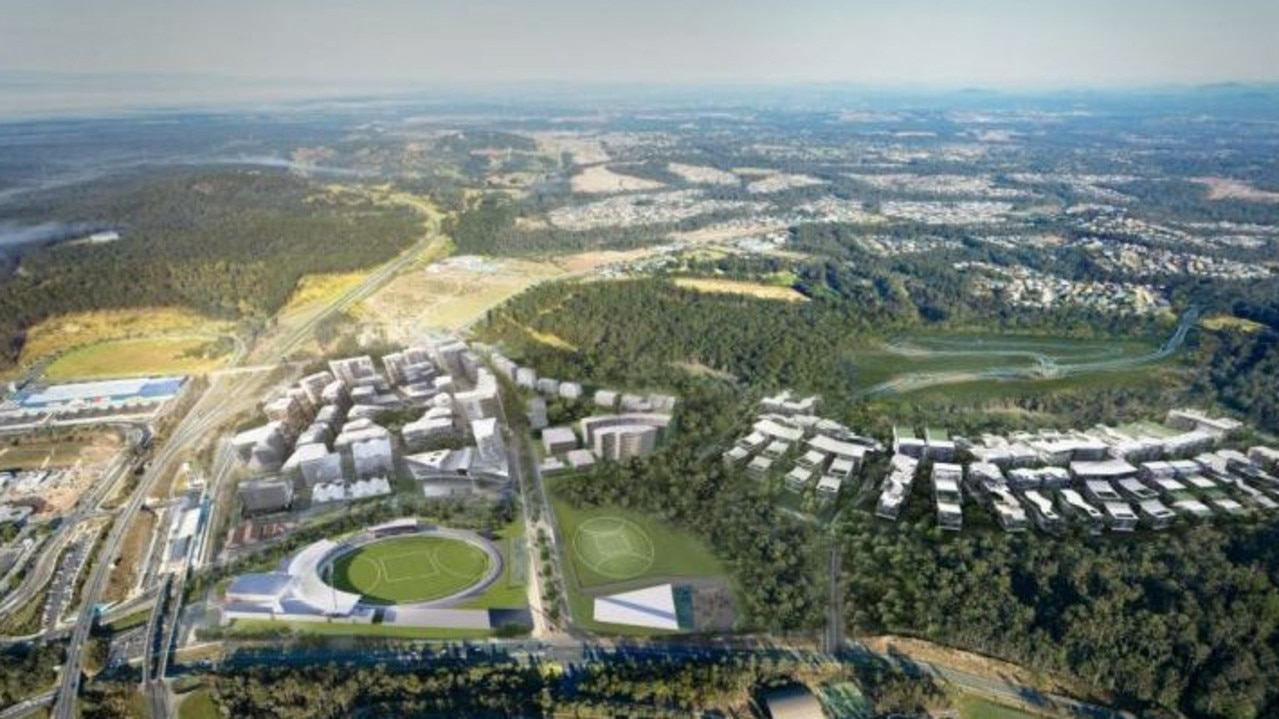 Springfield has been earmarked as a possible host city for the 2032 Olympics and Paralympics.