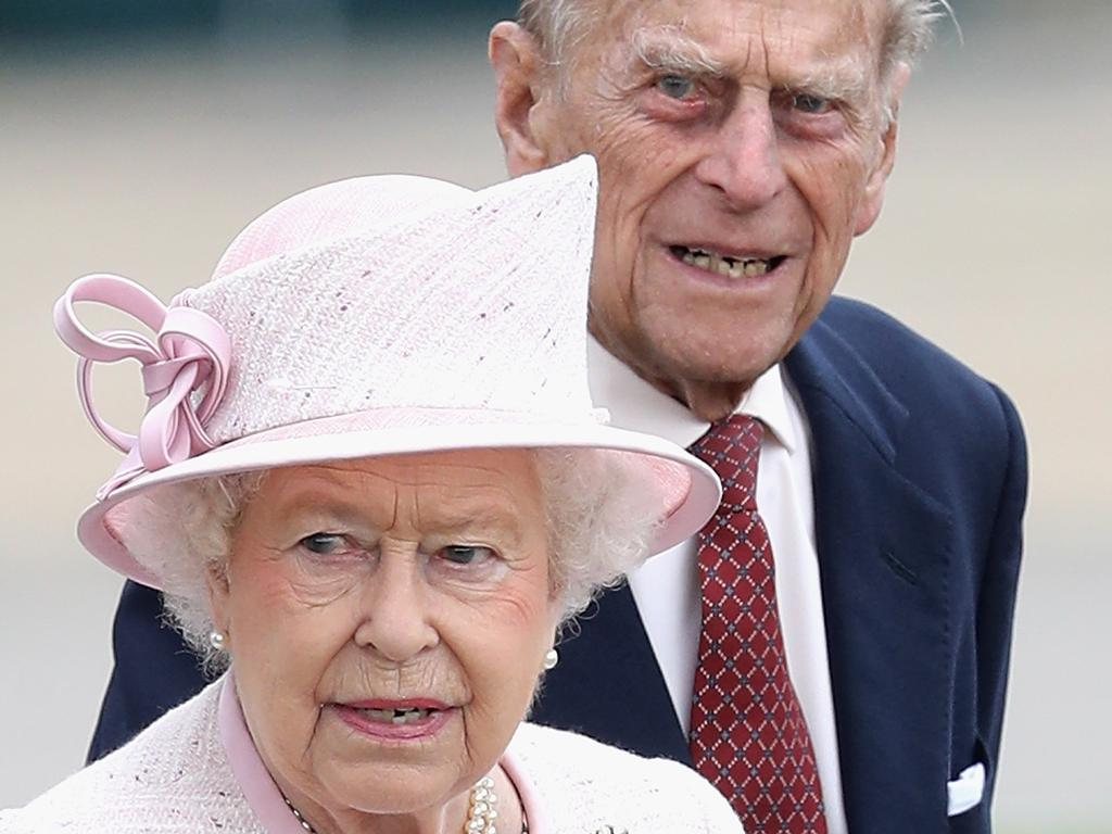 Prince Philip has stayed by his wife's side for 74 years. Picture: Getty