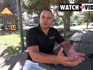 NRL coach Anthony Seibold talks about mental health