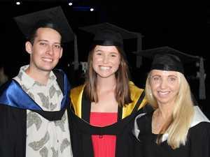 Uni degree a family affair for Coast quartet