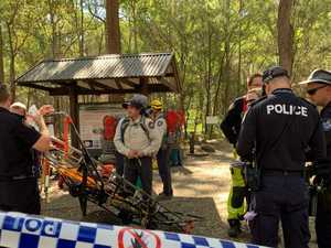 Young man dies in 'harrowing' rock climbing incident