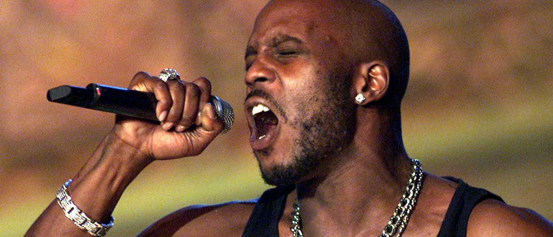(FILE) Rapper DMX Dies At 50 The Source Hip Hop Music Awards 2001
