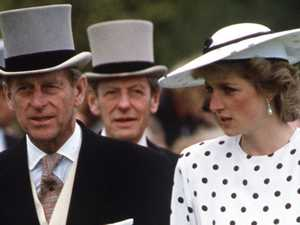 Philip's special relationship with Diana