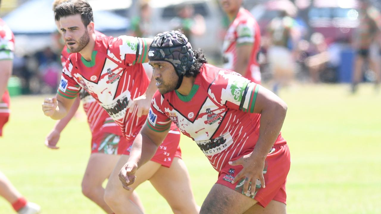 Masada Iosefa, who was to captain the Emu Park A-grade rugby league team this season, died in a quad bike accident in the Northern Territory in January.