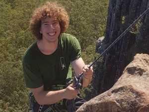'Most gorgeous human': Student dies in climbing tragedy