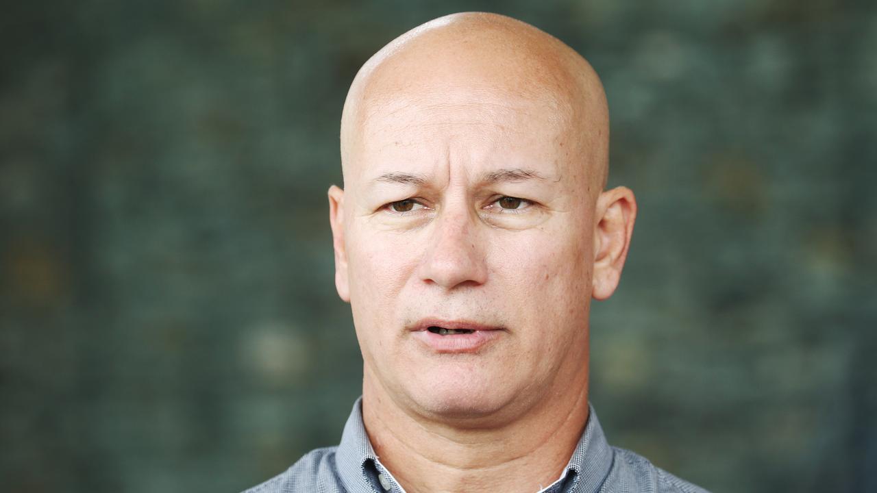 LNP transport spokesman Steve Minnikin. Picture: Brendan Radke