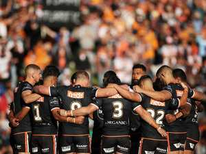'Disgraceful' Tigers booed off the field by Leichhardt fans