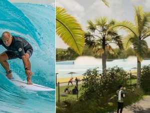 Surfers frothing at plans for $30m Coast wave park