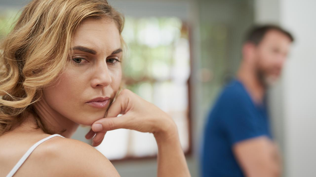 Feeling ignored by your partner can leave you feeling like you are nagging. Picture: iStock
