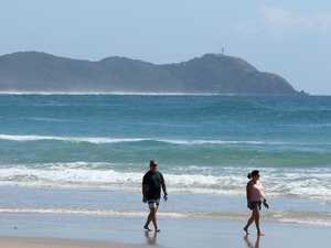Man dies after being pulled from water near Byron Bay