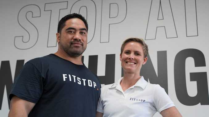 Meet the faces behind Mackay's newest gym