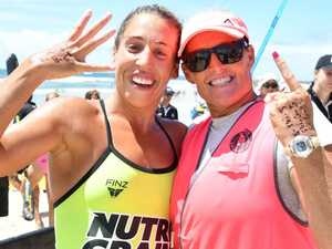 Lifesaving built on mateship, says Rogers