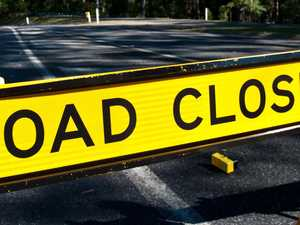 ROAD CLOSURE: Road in Gin Gin closed due to crash