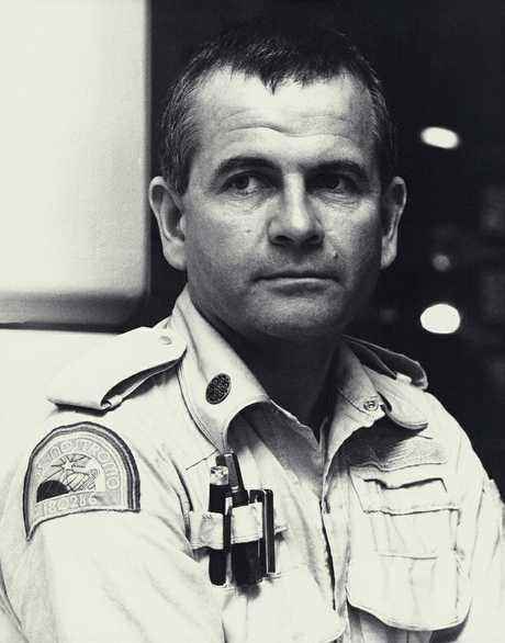 Ian Holm performed in one of his most iconic roles as the android Ash in Ridley Scott's Alien, 1979. Photo: Public Domain