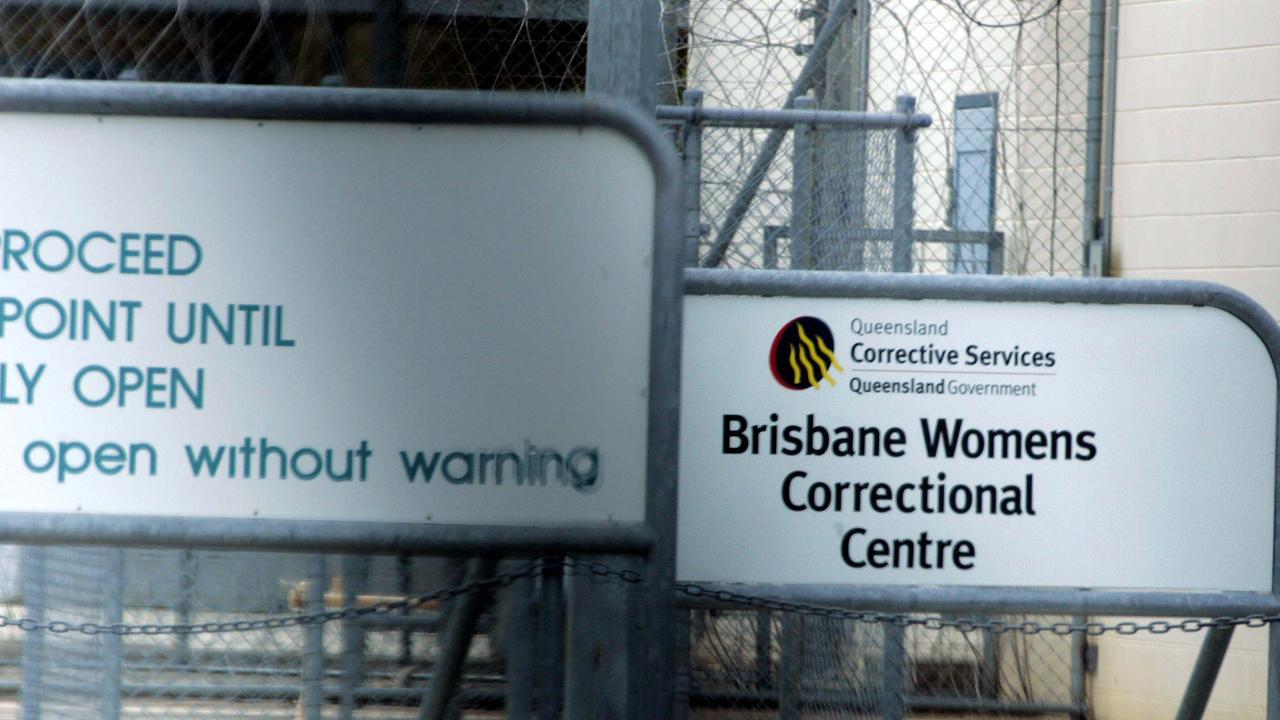 NEWS-BCM 3.11.06: Brisbane  Women's Correctional Centre, Wacol : pic James Robertson