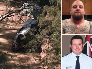 'Big, big news': Cop-killer's chilling warning
