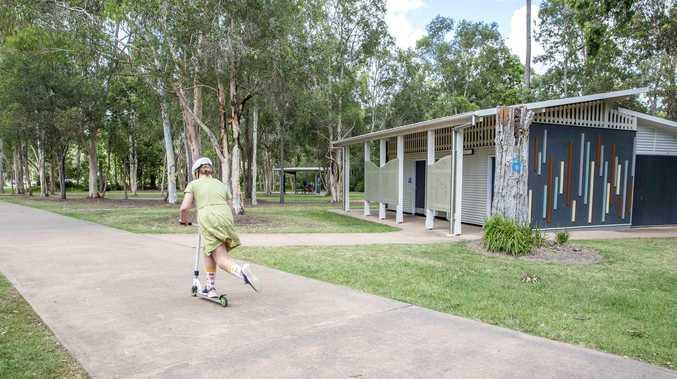 Fears Nazi graffiti at playground tip of the iceberg