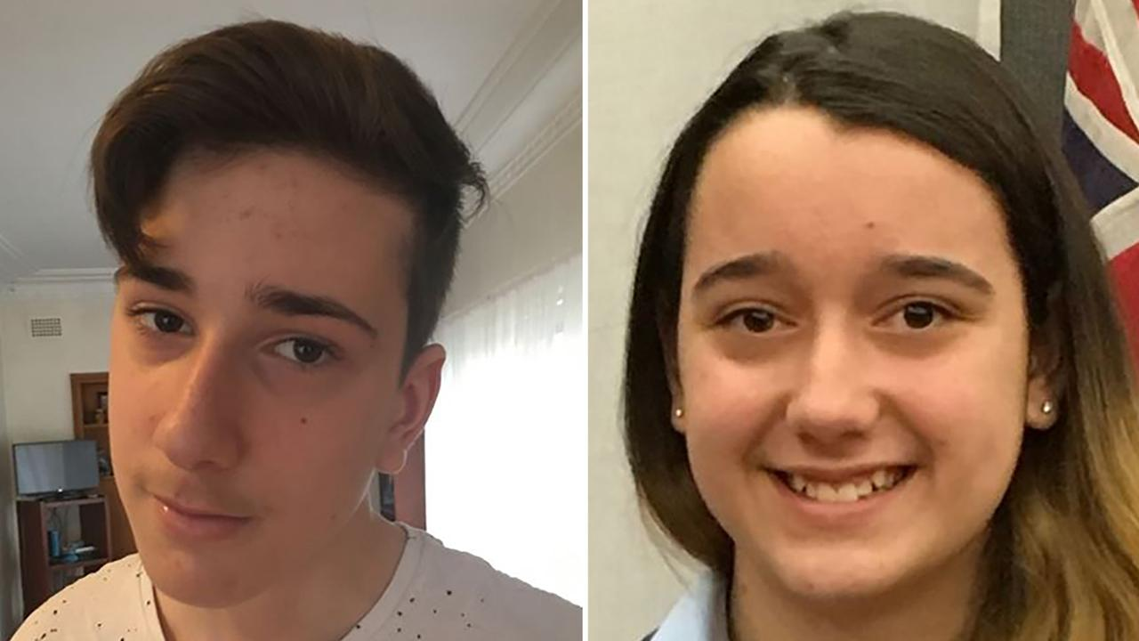 Jack, 15, and Jennifer, 13, were killed by their father at their West Pennant Hills home on July 5, 2018.