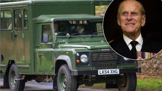 Prince Philip's eco funeral with special coffin