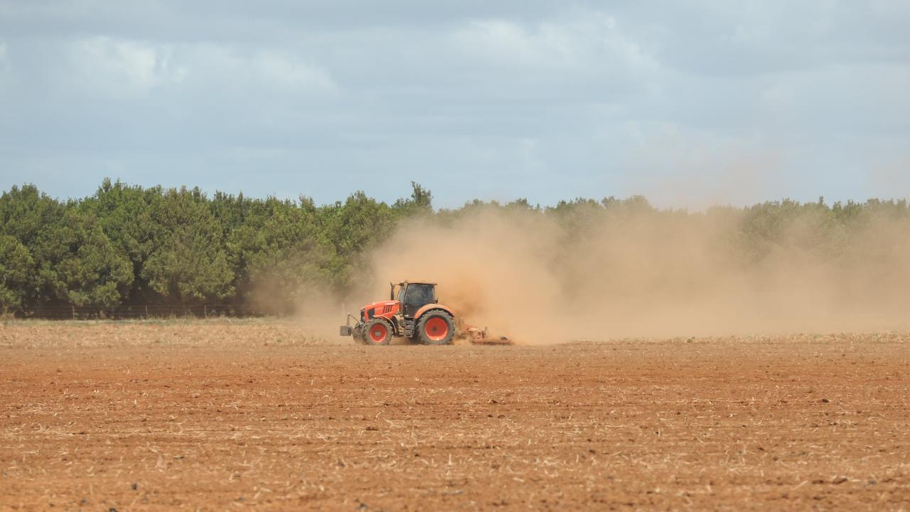 Local farmers air concerns for future rates and land valuations. Photo: File.