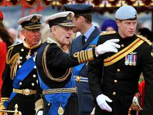 William, Harry break silence on Philip's death