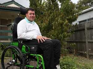 Confined to bed: Families devastated by NDIS cuts